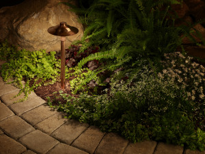 Our beautiful copper and brass path lights have a lifetime warranty.