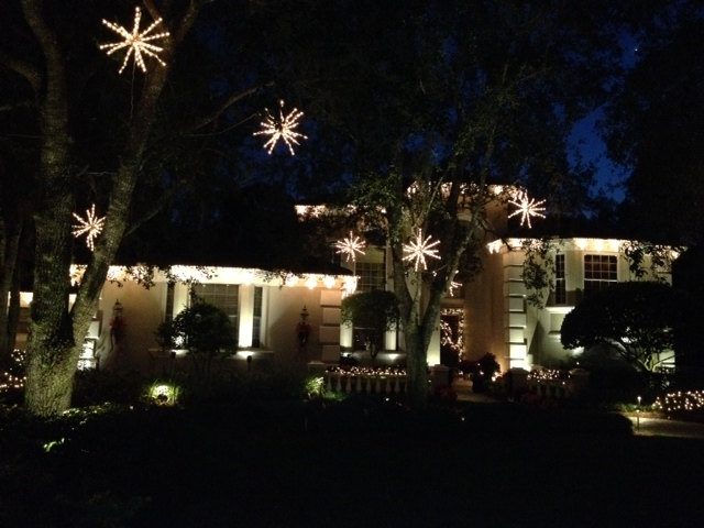 Join outdoor lighting perspectives of clearwater tampa bay in holiday outdoor lighting lets your home shine this time of year aloadofball Gallery