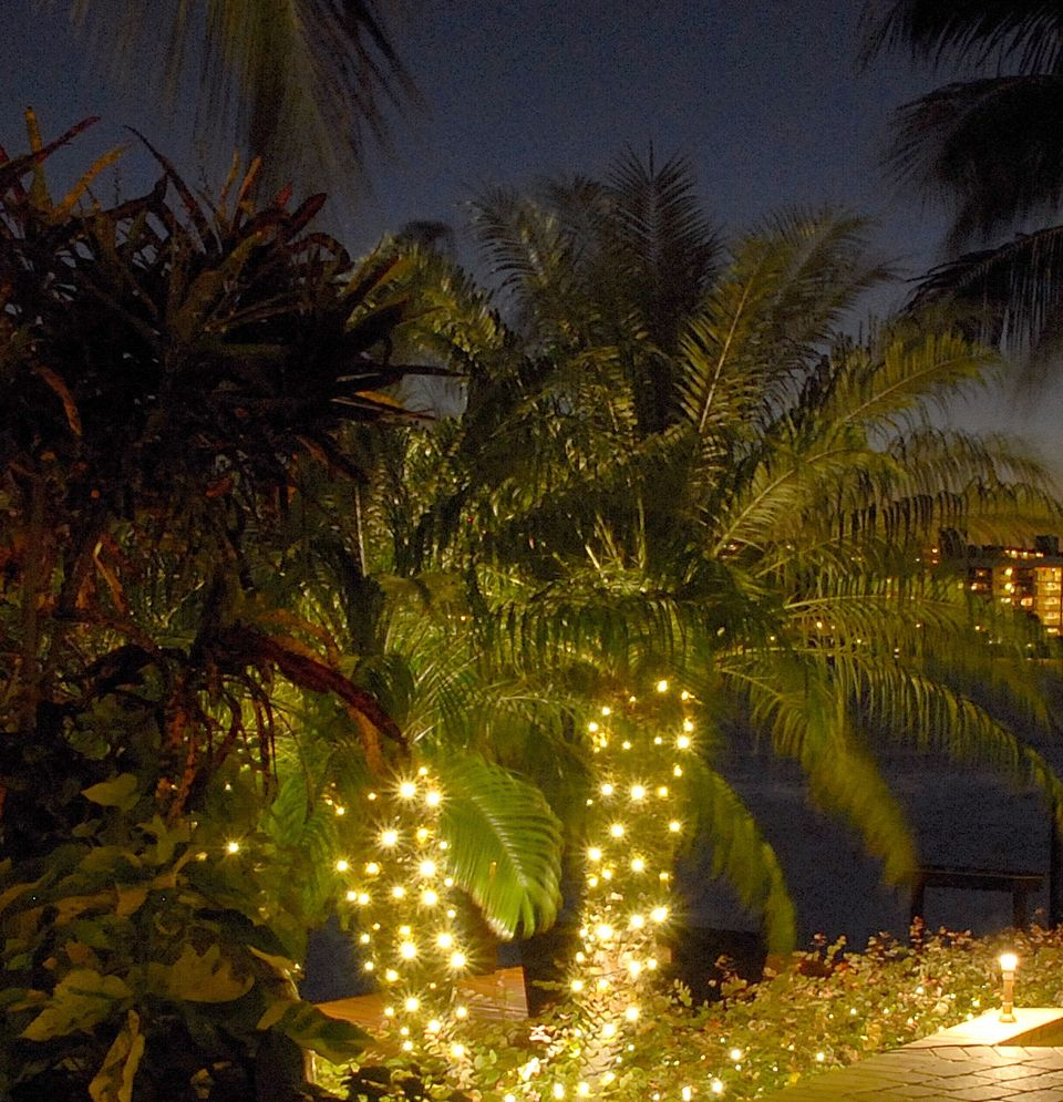 Hanging Outdoor Lights Without Trees: Outdoor Lighting Designs For Your Fire Pit Area