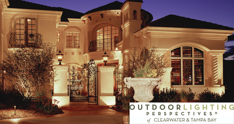 Outdoor Lighting Perspectives of Clearwater & Tampa Bay -