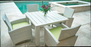 Bermuda dining set