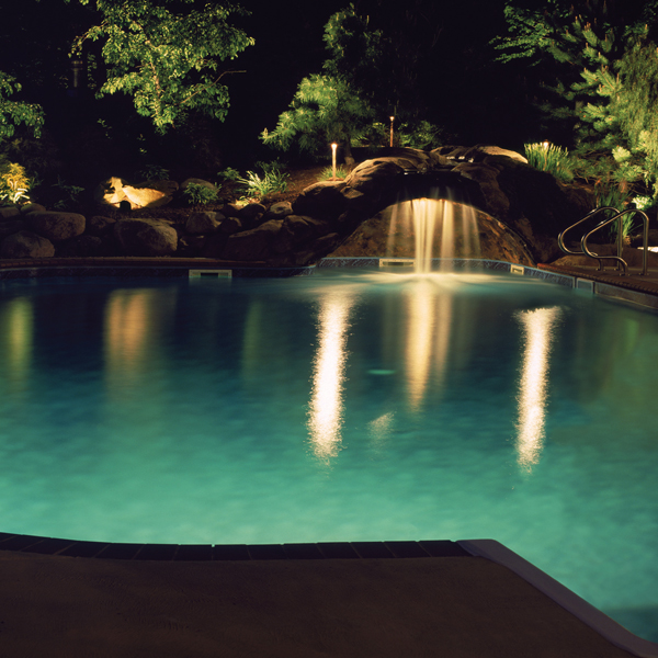 Clearwater & Tampa Bay pool lighting
