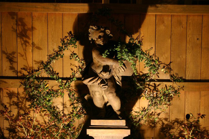 Clearwater & Tampa Bay Garden Statuary Lighting
