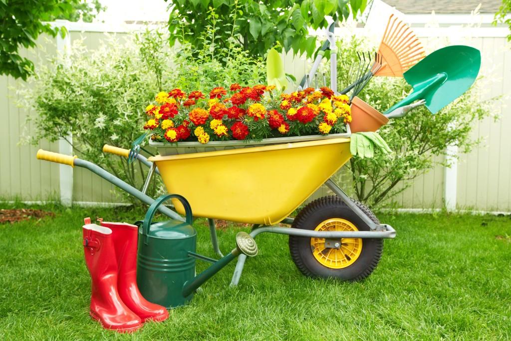 National Lawn & Garden Month