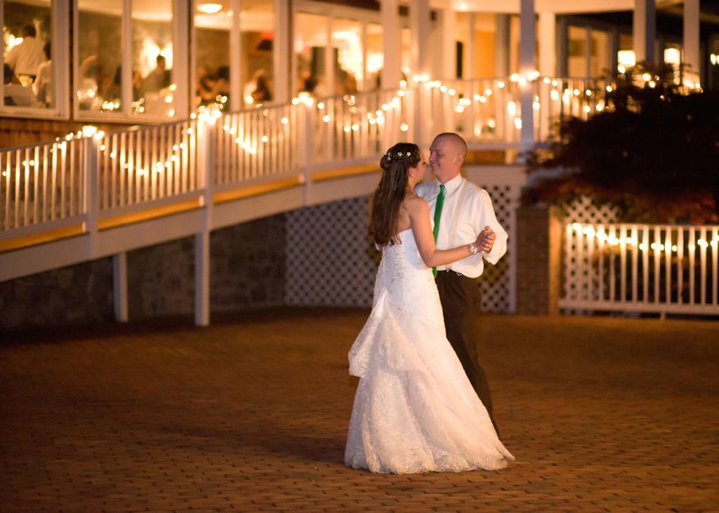 Clearwater wedding lighting