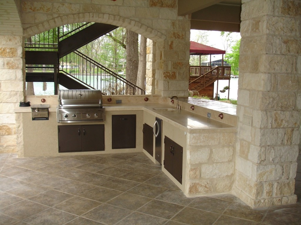 Outdoor Task Lighting Clearwater tampa bay task lighting is the perfect recipe for clearwater tampa bay outdoor kitchen lighting experts workwithnaturefo