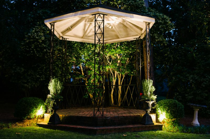 Clearwater & Tampa Bay Gazebo Lighting