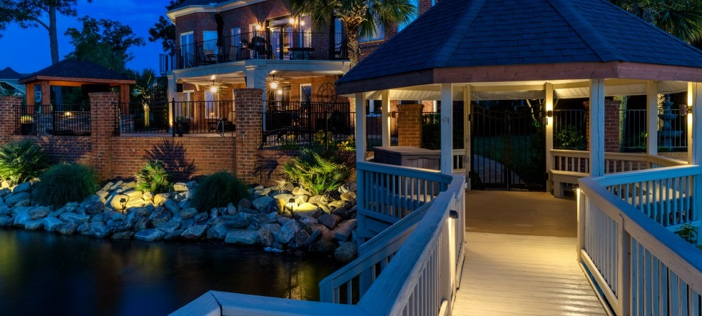 Back door guests are best with clearwater tampa bay st dockporchlighting our residential outdoor lighting aloadofball Gallery