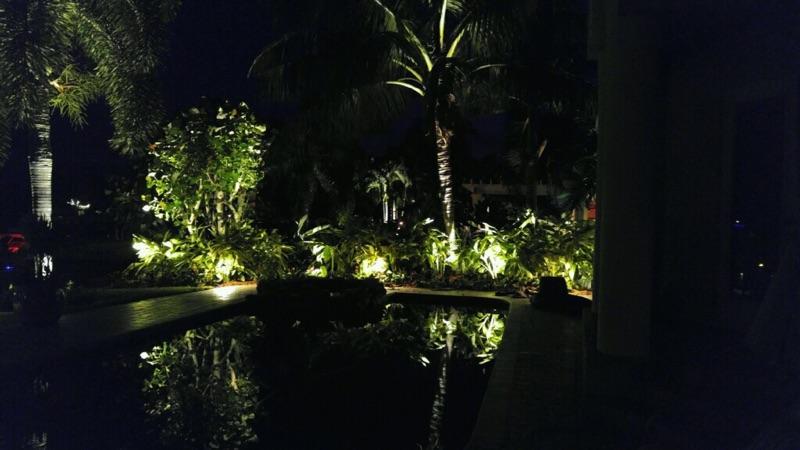 Clearwater FL Pool Lighting