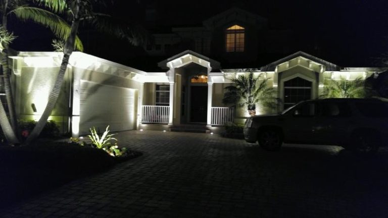 St. Petersburg FL Outdoor Lighting