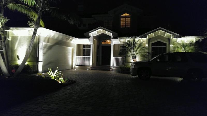 Tampa Bay St Petersburg And Clearwater Outdoor Lighting