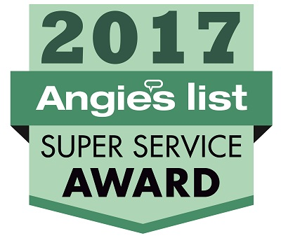 Outdoor Lighting Perspectives of Clearwater & Tampa Bay Receives 2017 Angie's List Super Service Award